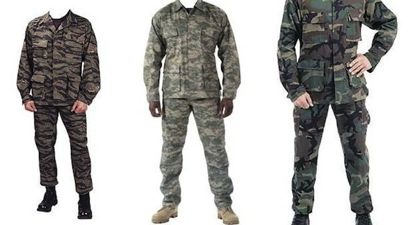 How to Choose Military Clothing?