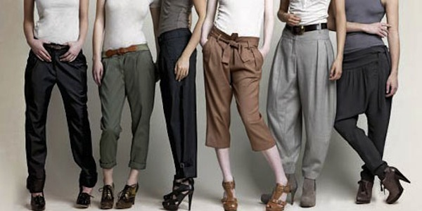 How to Choose Trousers for Women?