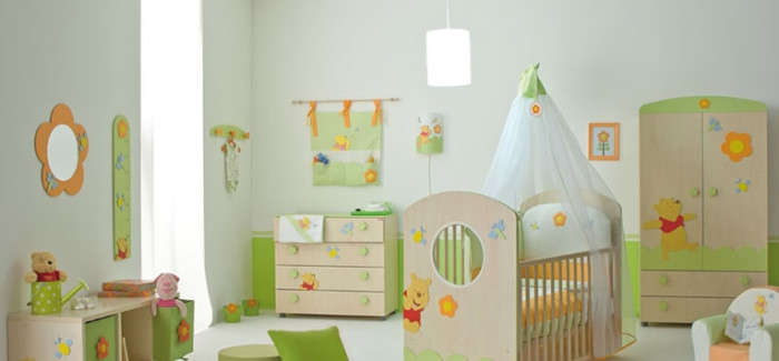 How to Decorating the Baby's Room